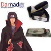 Повязки (банданы) из Наруто (Naruto) — 14 вариантов, бандана Итачи