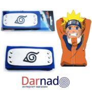 Повязки (банданы) из Наруто (Naruto) — 14 вариантов, бандана Наруто из 1 сезона