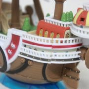 Корабль Луффи Саузенд Санни (Ван пис) фото