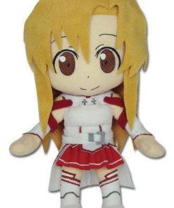 На картинке мягкая игрушка Кирито и Асуна, вид спереди, вариант Асуна.