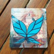 Заколка бабочка Сэны (У меня мало друзей) фото