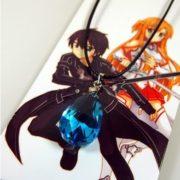 Кулон душа Юи «Sword Art Online» фото