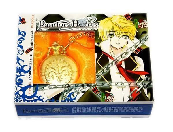 На картинке часы Сердца Пандоры, в упаковке.