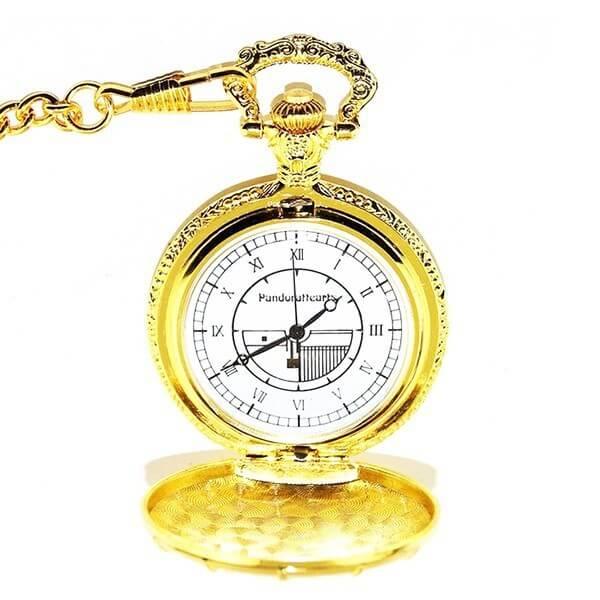 На картинке часы Сердца Пандоры, в открытом виде.