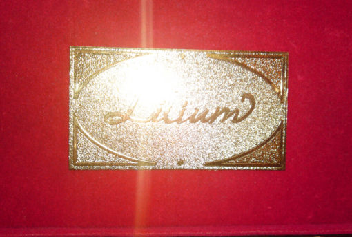 На картинке музыкальная шкатулка Эльфийская песнь, детали.