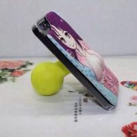 На картинке объемный аниме чехол на айфон 4-4s-5-5s (iPhone), вариант 3.