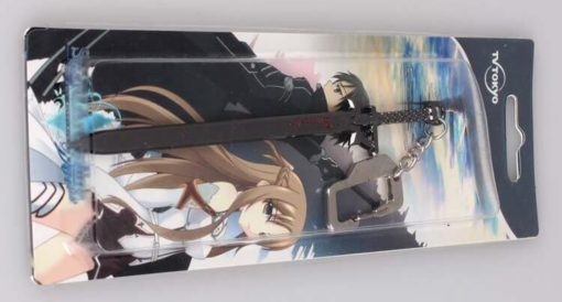 На картинке брелок-меч «Sword Art Online» (3 варианта), вариант Вразумитель.