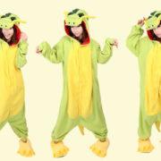Пижама-кигуруми «Дракон» фото