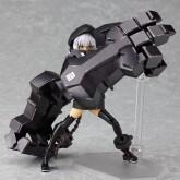 На картинке фигурка STRengh (Black Rock Shooter), общий вид.