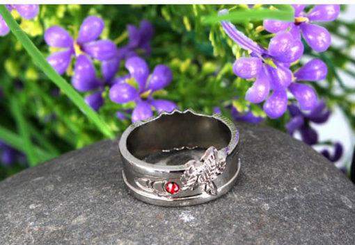 На картинке набор «Sword Art Online» №1, кольцо.