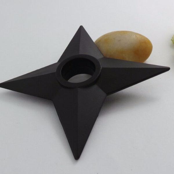 На картинке сюрикен Наруто (Naruto), общий вид.