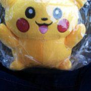Мягкая игрушка Пикачу (Покемон) фото