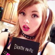 Тетрадь смерти из аниме Death Note (3 варианта) фото