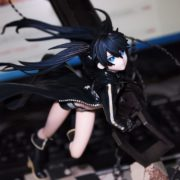 Фигурка Black rock shooter с Rock Cannon фото