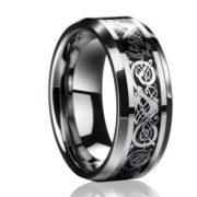 Кольцо «Как приручить дракона» фото