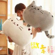 Подушка игрушка Пушин кэт (Pusheen the cat) фото