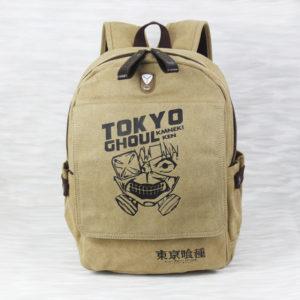 Новый-Горячий-Продажа-Мода-Популярные-Японии-Аниме-Токио-Вурдалака-Рюкзак-Мальчики-Девочки-Холст-Плечах-Сумка-Ноутбук