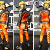 На картинке фигурка Наруто Узумаки (Наруто) Naruto, вид сбоку и сзади.