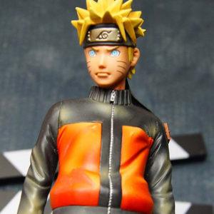 На картинке фигурка Наруто Узумаки (Наруто), детали.