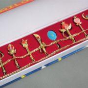 Набор кулонов Сейлормун (8 предметов) фото