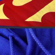 Толстовка Супермен (Superman) фото