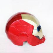 Шлем Железного человека фото