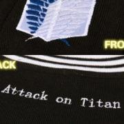 Кофта Развед отряда (Атака титанов) фото