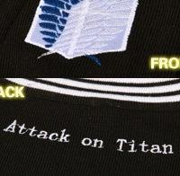 На картинке кофта Развед отряда (Атака титанов), детали.
