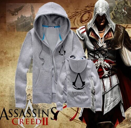 Кофта Assassins Creed Доставка