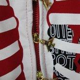 На картинке толстовка скелет (2 цвета), детали, цвет красный.