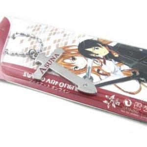 На картинке кулон Асуна (Sword Art Online), вид в упаковке.