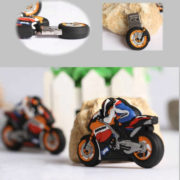 Флешка в виде мотоцикла фото