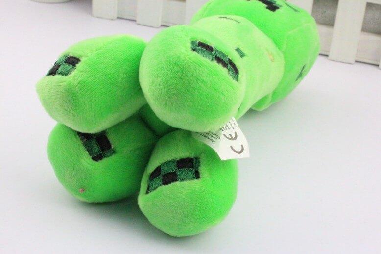Как сделать из ткани майнкрафт игрушки