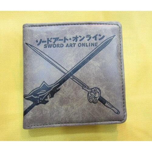 На картинке кошелек «Sword Art Online».