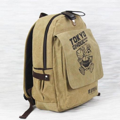 На картинке рюкзак «Токийский гуль», общий вид.