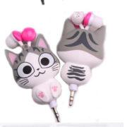 Наушники котенок Ти (2 варианта) фото