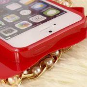 Чехол на Айфон (для Iphone 4, 4S, 5, 5S) c цепочкой из Сейлормун фото