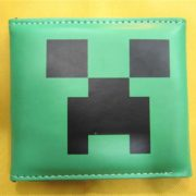 Кошелек Майнкрафт (Minecraft) — «Крипер» фото