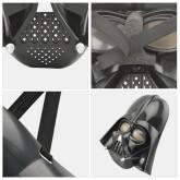 На картинке маска Дарт Вейдера (Star wars), детали.