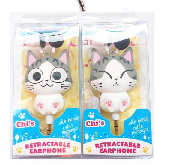 На картинке наушники котенок Ти (2 варианта).