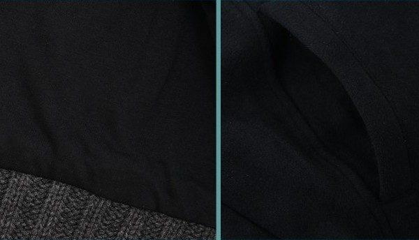 На картинке толстовка-куртка Sword Art Online, детали.