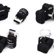 Флешка в виде фотоаппарата Nikon фото