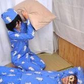 На картинке пижама «Атака титанов», общий вид.