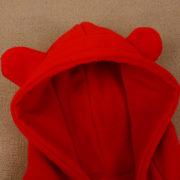 Толстовка медведь с ушками (ушами) на капюшоне (4 цвета) фото