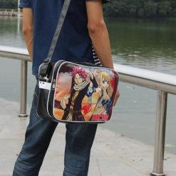 На картинке сумка Fairy Tail (Хвост Феи), общий вид.
