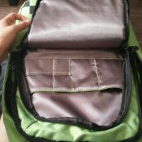 Школьный рюкзак Майнкрафт Крипер (Minecraft Creeper) фото