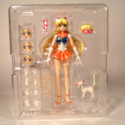 Фигурка Сейлор Венера (Sailor Venus) — Сейлормун фото