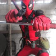 Маска Deadpool (Дедпула) фото