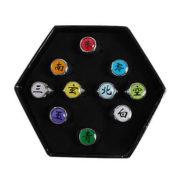 Кольца Акацуки набор (Наруто) фото