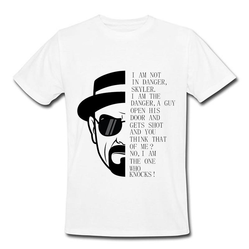 Высокое-качество-высокое-качество-футболка-сообщаем-майка-мужчин-я-опасность-уолтер-уайт-гейзенберг-футболка-мода-мужчин